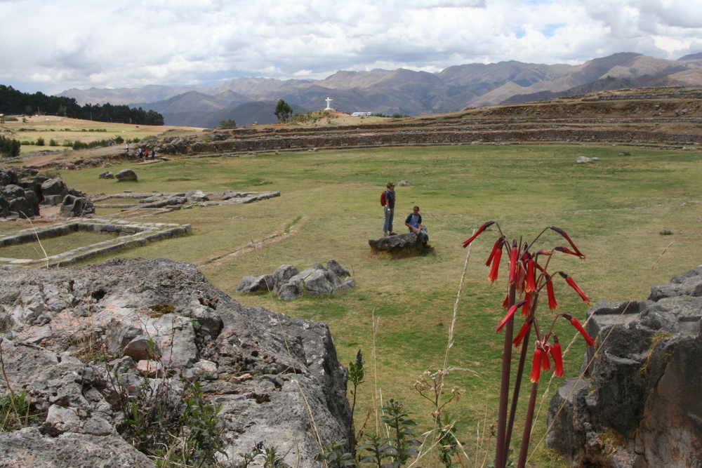 Saqsayhuaman And Quenqo September 2011